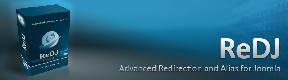 ReDJ is the leading Joomla redirection extension